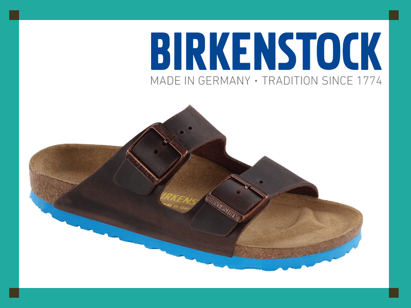 Birkenstock Arizona  - New Color Sole!