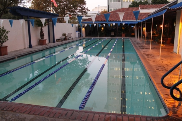 Capital Athletic Club pool