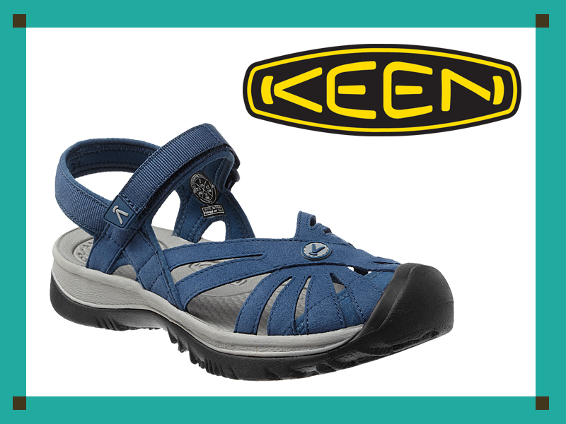 Keen - Rose Sandal, New Color