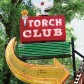 Torch Club Sign