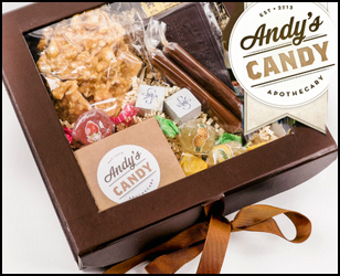 Andy's Candy Apothecary