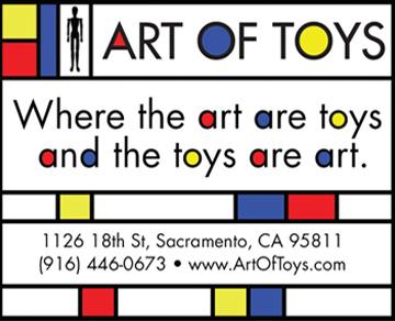 Art Of Toys