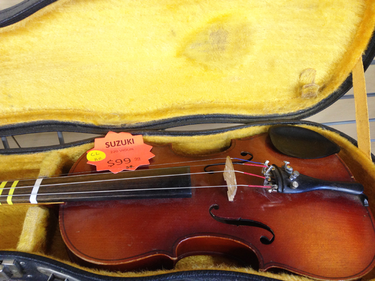 cap city loan violin
