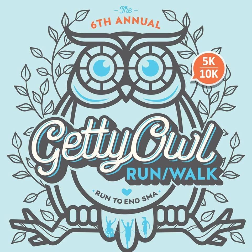 6th Annual Getty Owl Run/Walk