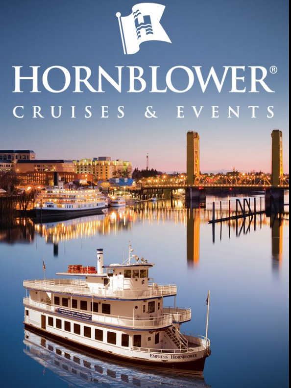 Hornblower Santa Holiday River Cruise