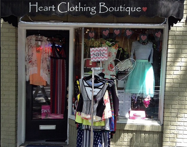 Heart Clothing Boutique