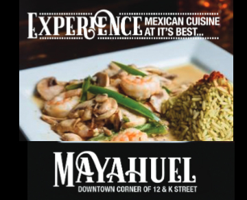 Mayahuel - Tequila Museo and Restaurant (outdoor dining)