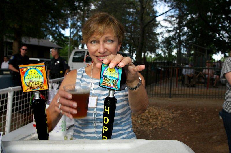 pops park beer garden