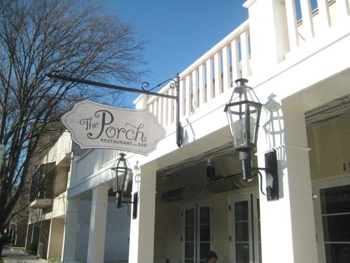 The Porch Restaurant & Bar