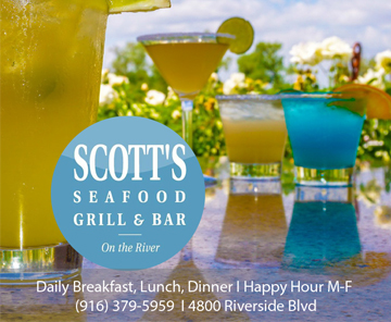 Scott's Seafood on the River (outdoor dining)