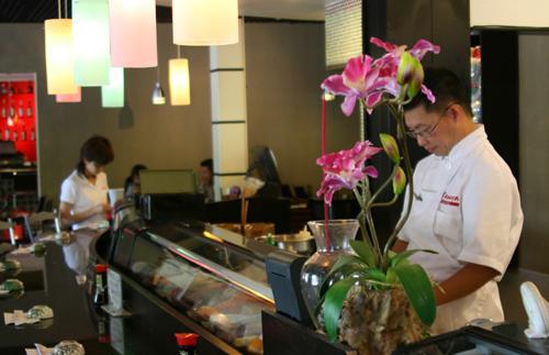 Tamaya Sushi Bar & Grill