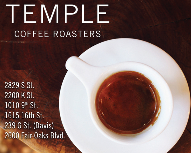 Temple Coffee & Tea - Downtown   (open for take-out)