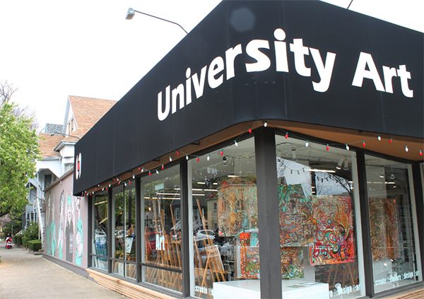 University Art