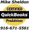 Mike Sheldon: QuickBooks ProAdvisor®