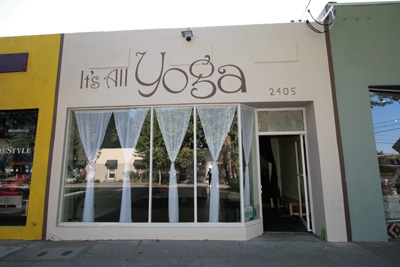 It's All Yoga