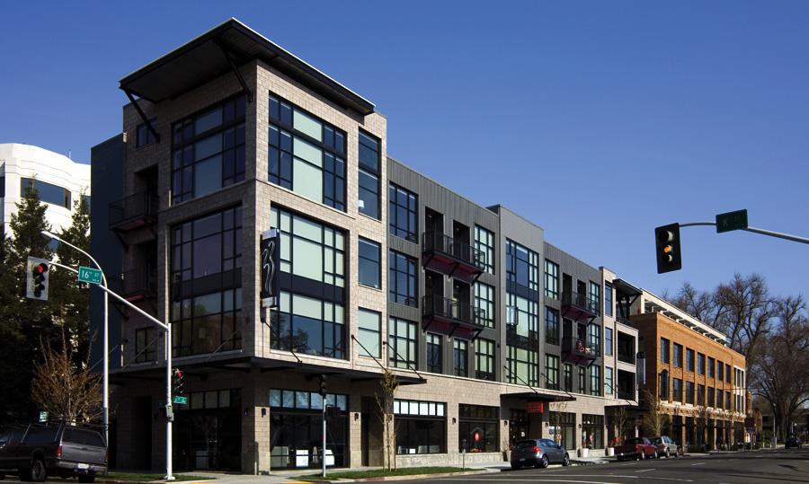 Loft Apartments Sacramento Ca