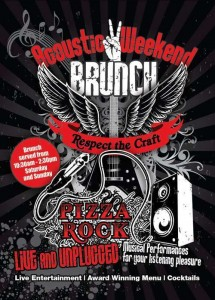 Acoustic Weekend Brunch