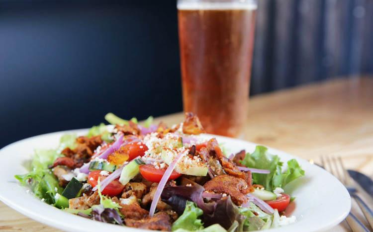 gyros Twisted salad scott duncan