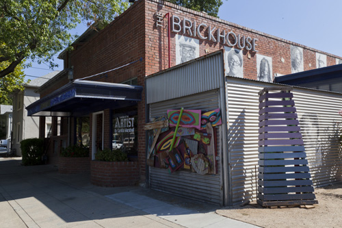The Brickhouse Art Gallery