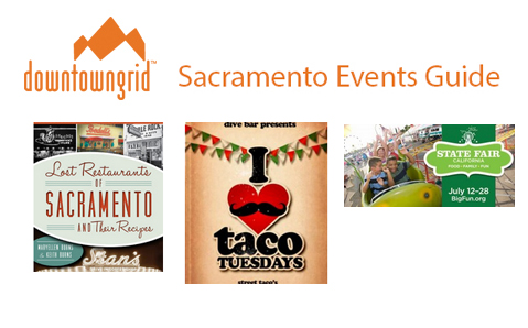 Sacramento Events Guide July 2013