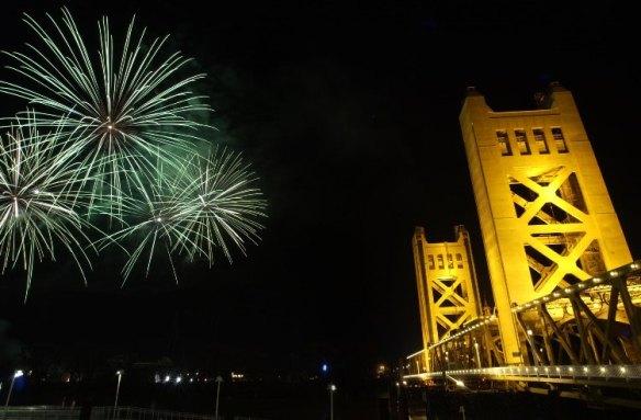 New Years Eve Sacramento