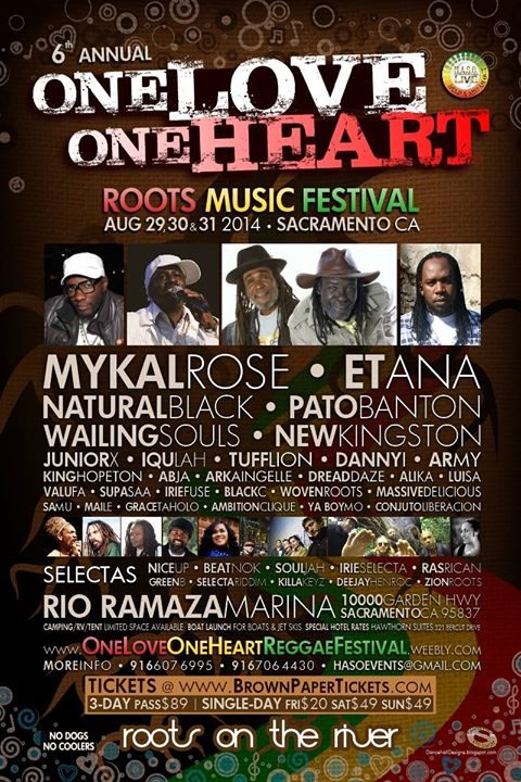 One Love One Heart Reggae Festival