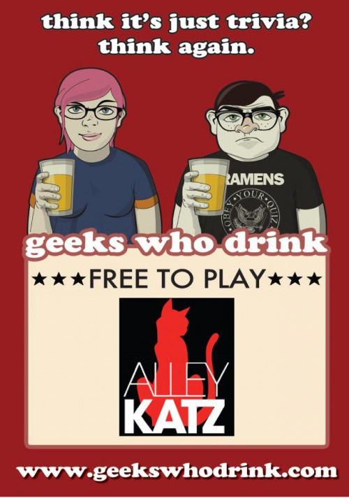 Trivia Night @ Alley Katz