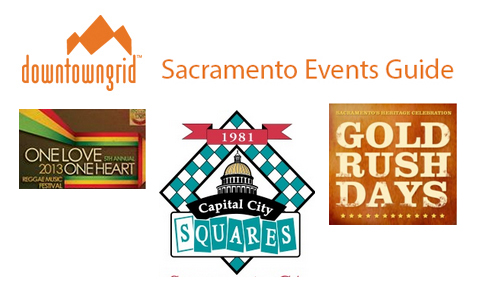 Sacramento Events Guide 8a/14