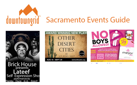 Sacramento Events Guide Sacramento Events Guide