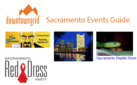 Sacramento Events Guide 9/25/13