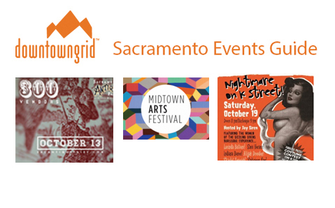 Sacramento Events Guide 10/9/13
