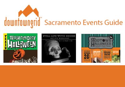 Sacrametno Events Guide 10/23/13