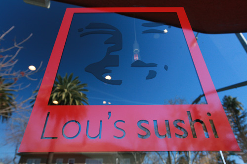 lous sushi - 1
