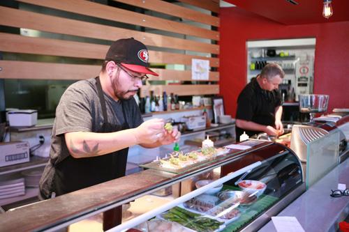 lous sushi - 2