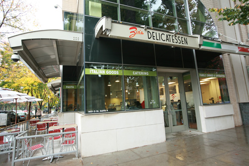 Zia's Delicatessen