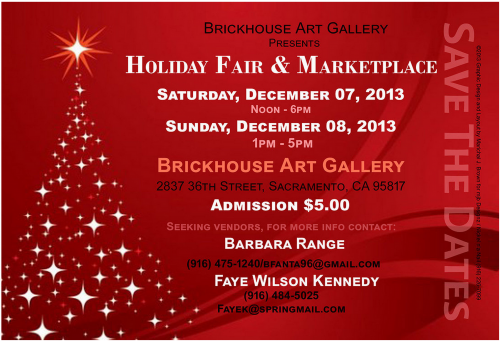 Holiday Fair & Marketplace
