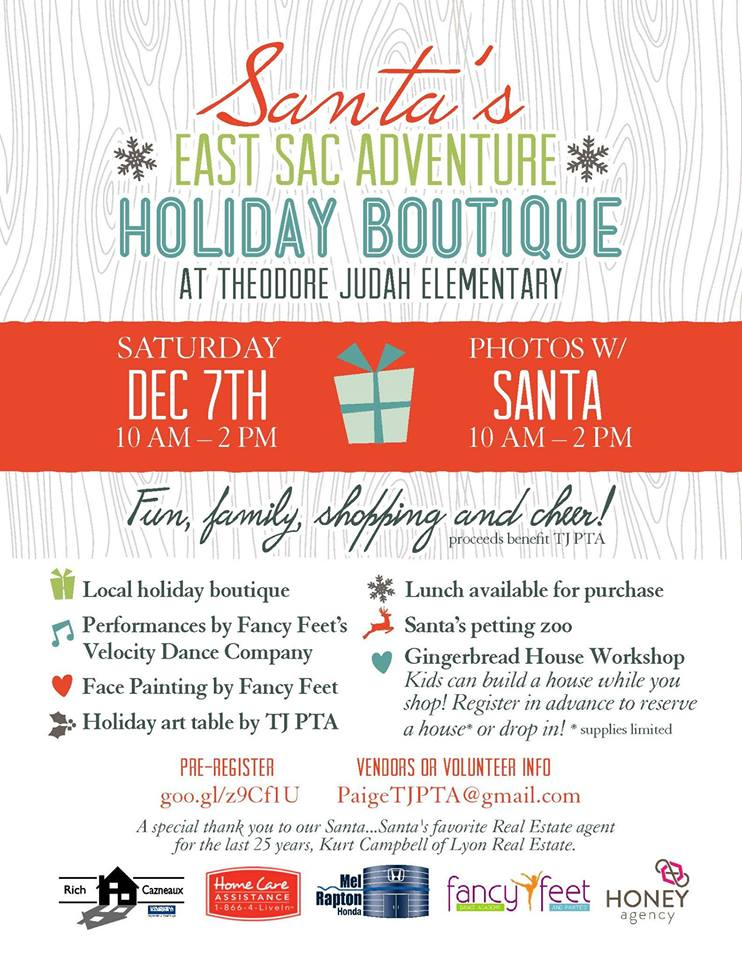 Santa's East Sac Adventure