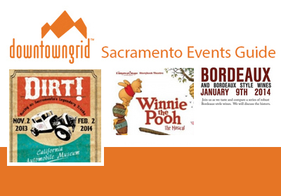 Sacramento Events Guide 1/2/14