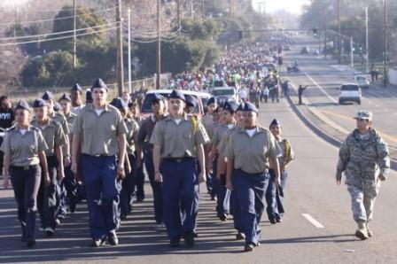 mlk day march sacramento 2
