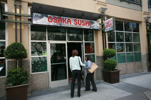 osaka japanese cuisine - 1