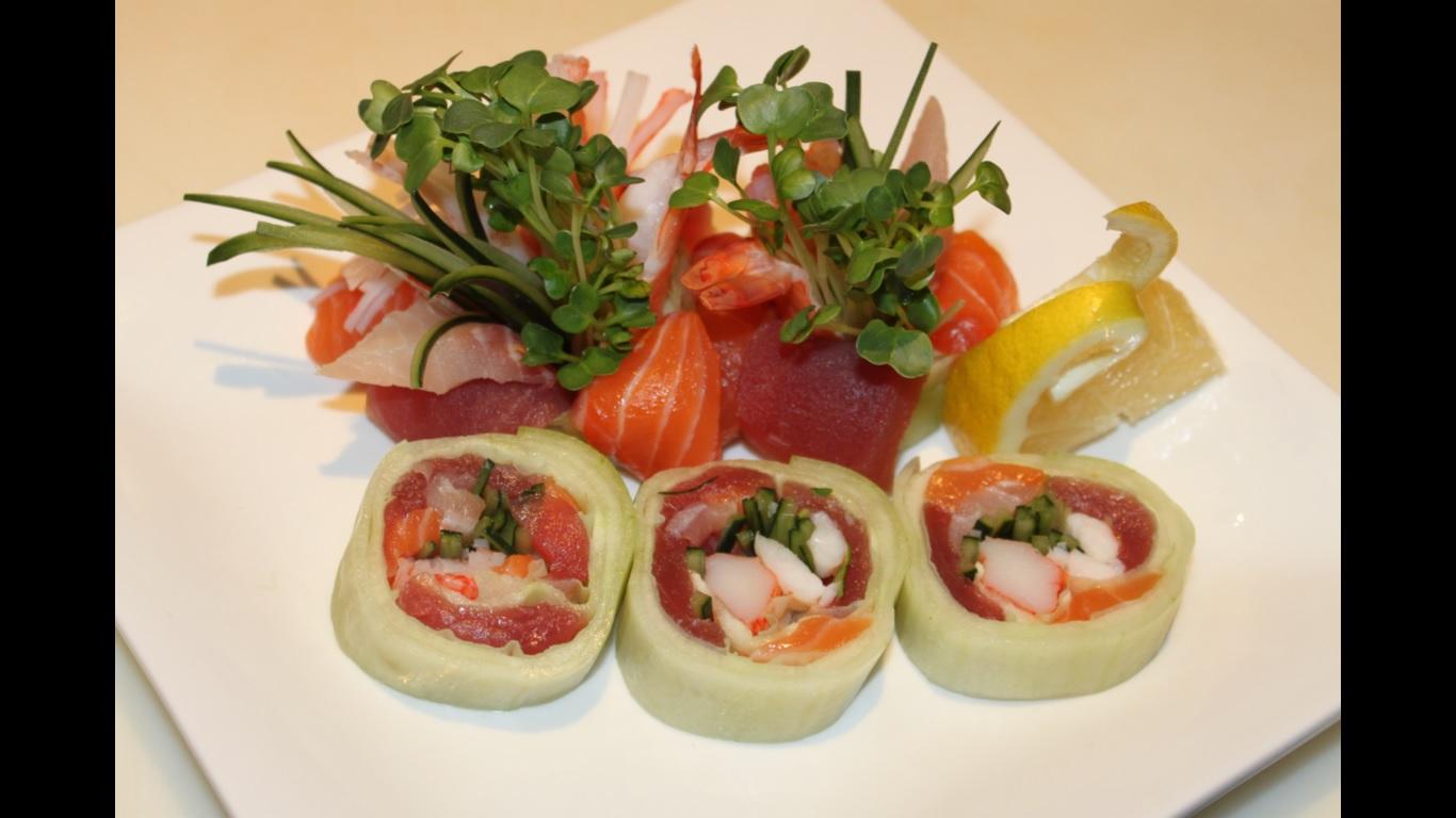 osaka sushi restaurant sacramento roll