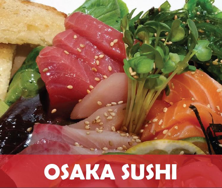 Osaka Sushi Japanese Restaurant
