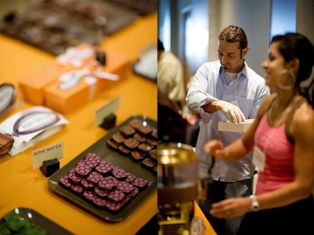 sacramento chocolate salon vendor