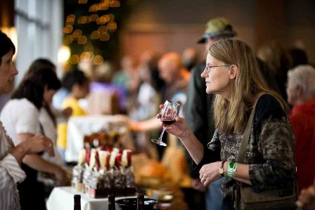 sacramento chocolate salon wine tasting