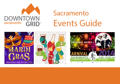 Sacramento Events Guide 2.26.14