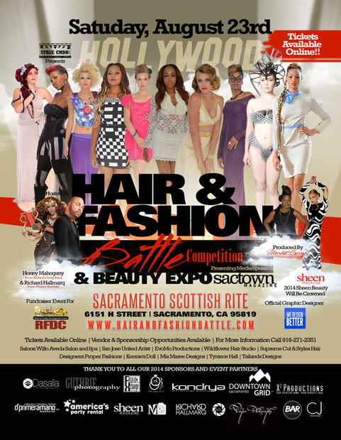 Hair & Fashion Battle