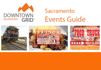 Sacramento Events Guide March