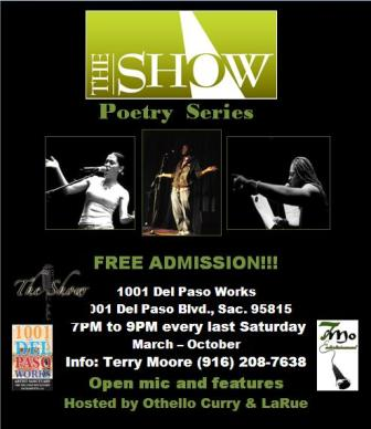 The Show (Free Poetry Series)