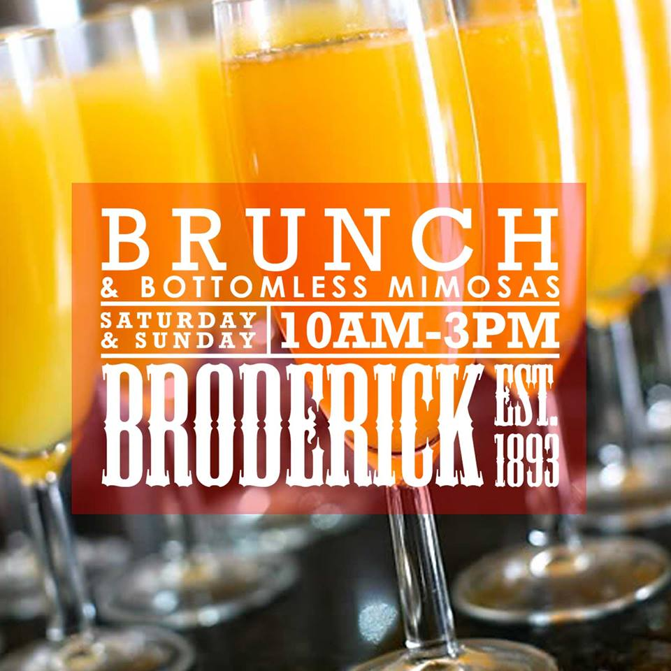 broderick brunch