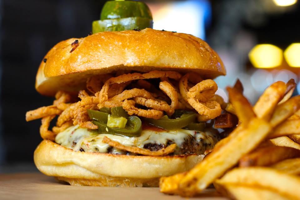 broderick burger